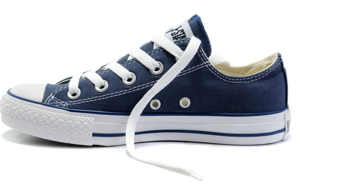 004 Converse Chuck Taylor All Star Low Top Trainers MYR37